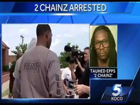 2 Chainz Gets Out Of Jail & Gives Reporters The Middle Finger! ORIGINAL VIDEO