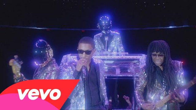 Daft Punk Feat. Pharrell Williams – Lose Yourself To Dance (Video)