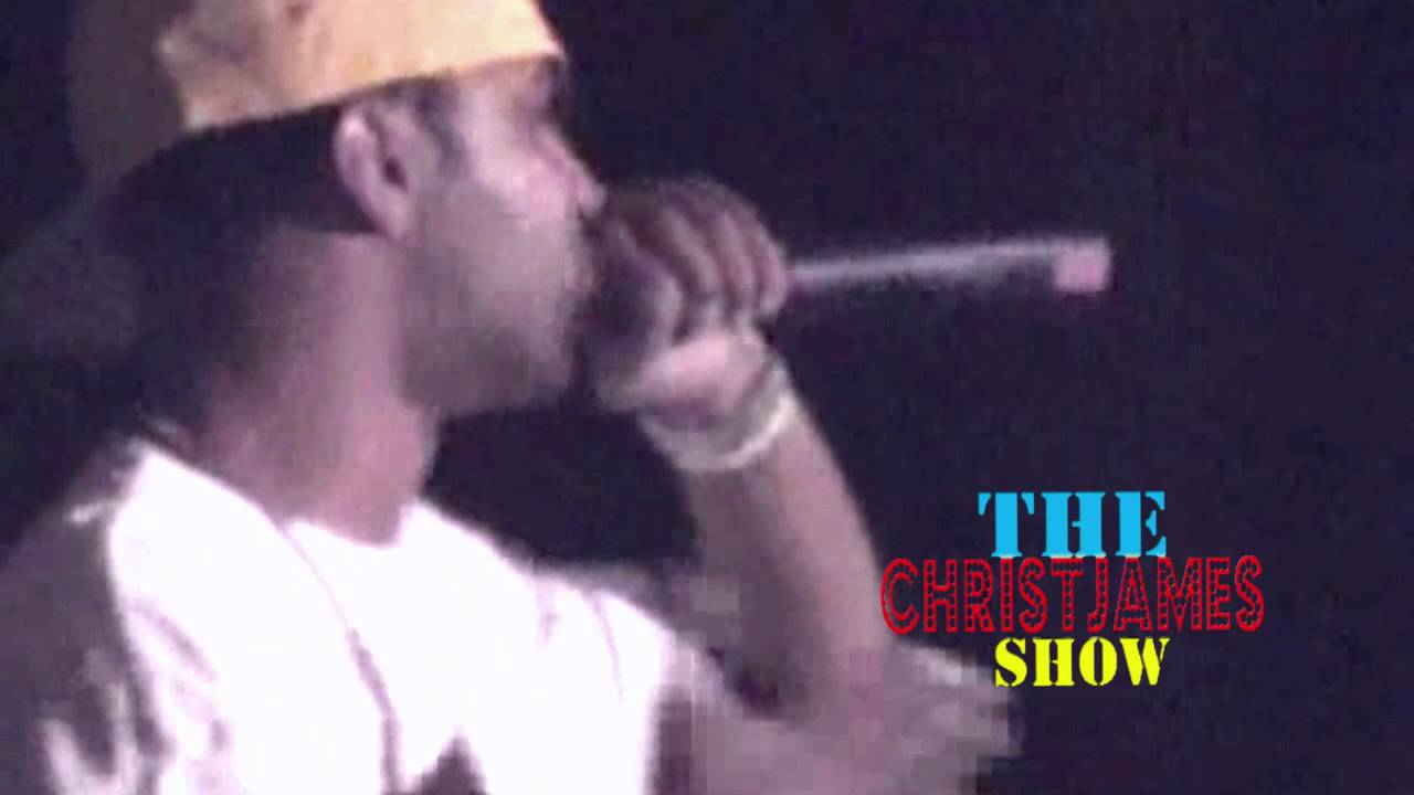2004 Rare Footage: Joe Budden – Pump it up Live Performance Rutgers Newark NJ