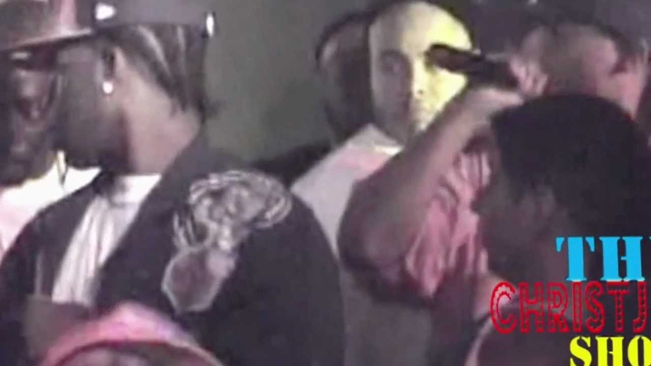 Rare Footage: Juelz Santana Dipset Live Performance Club Flight