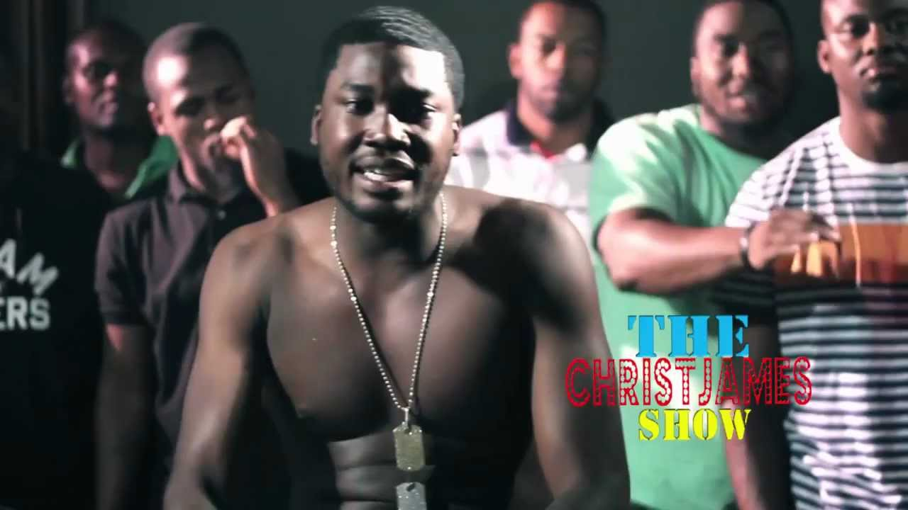 Meek Mill, Lance Elam , London  The Christ James Show v2 ( part3)