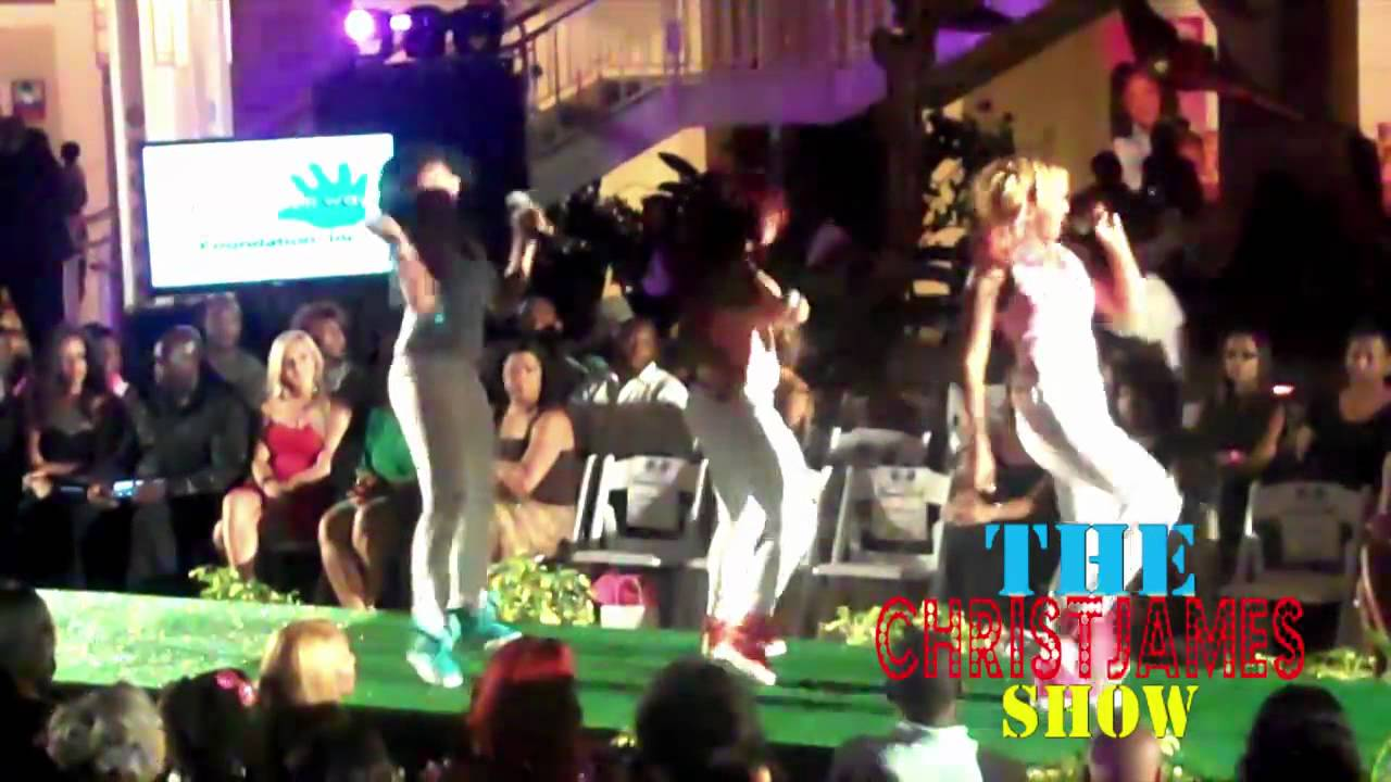 The OMG Girlz  Gucci This ( Gucci That ) Live Performance