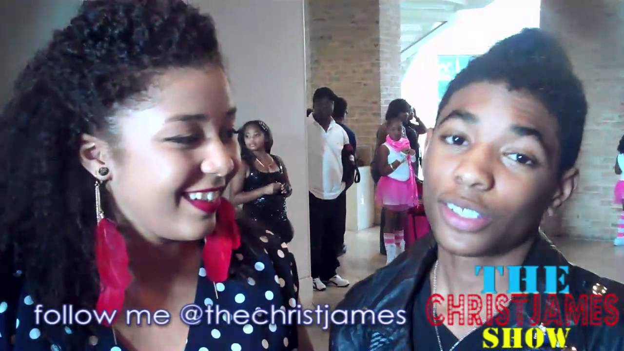 B.E.T Cast – Zoë Soul &  Nadji Jeter :Speaks  Reed Between The Lines
