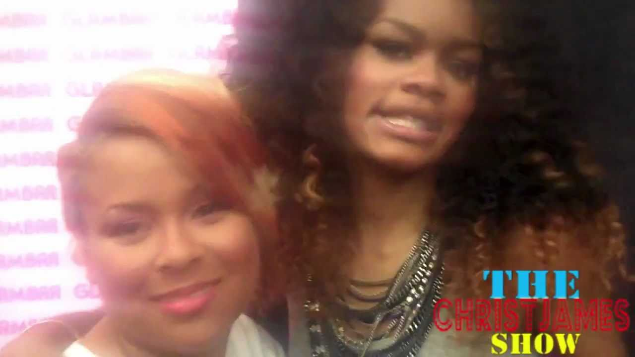 """Madea Actress ""Teyana Taylor – Celebrates 2nd year Anniversary GlamBar event"