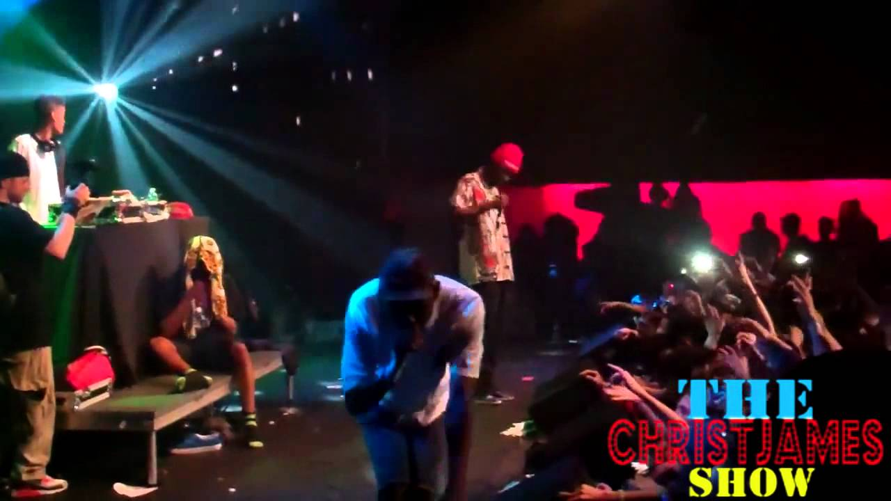 frank ocean  & Tyler the creator – She (live performance)