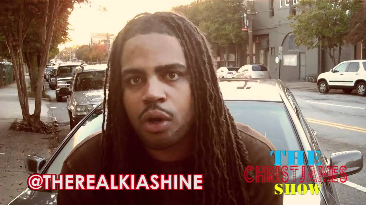Kia Shine  – How I Got My Record Deal  Interview Pt 1