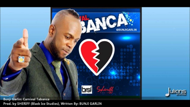 New Bunji Garlin – CARNIVAL TABANCA [2013 | 2014 Trinidad Release][Produced By Sheriff]