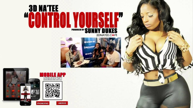 @3DNATEE – Control Yourself (prod. by @SunnyDukes)