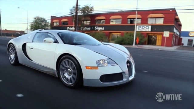 Mayweather's Vegas Car Collection! (Shows Off Just A Fraction Of His Rides)