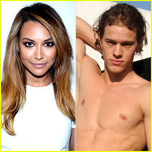 WTF?! Glee Star Naya Rivera Marries Actor Ryan Dorsey