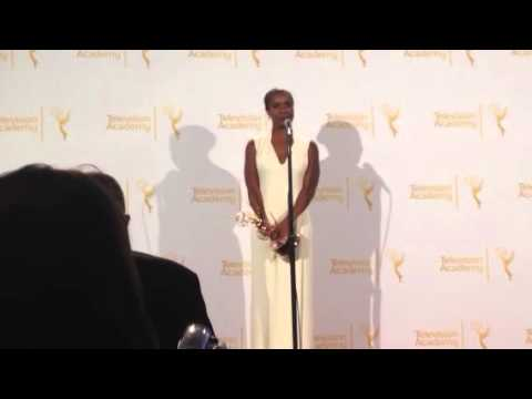 "OITNB's ""Crazy Eyes"" Wins Big at Emmys; Gives Emotional Speech"