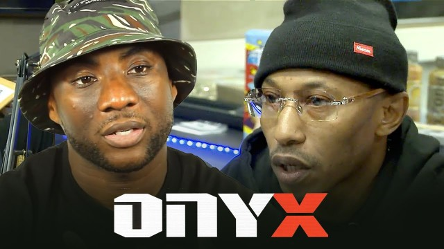 Onyx Interview With The Breakfast Club! Fredro Starr Calls  out Charlamagne  Almost Fights Him, Speaks On Meeting Jam Master Jay & New Music