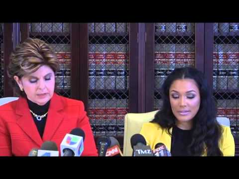Money Can't Buy Love,Miss Jackson Enlists Gloria Allred To Announce She's Suing Floyd Mayweather