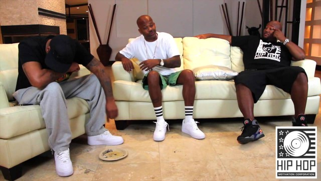 "Damon Dash ""Jay Wanted To Do Sunshine Video"" (Streets Is Watching) Method Man"