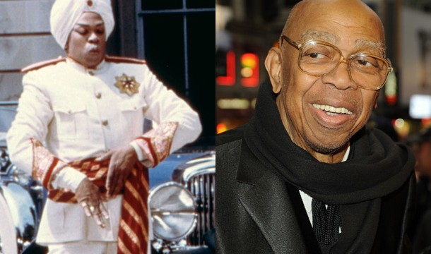 James Bond Trinidadian actor, Geoffrey Holder  Passes Away.