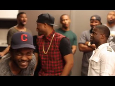 Lol: Chocolate Droppa Returns To Spit A Freestyle For Kendrick Lamar & Terrence J!