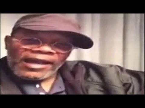 Samuel L. Jackson Challenged Celebrities to Call Out The Violence of the Racist Police