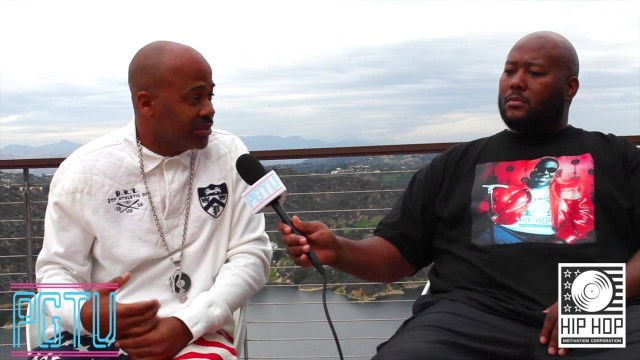 "Damon Dash ""Can Funkmaster Flex Shut Down Jay Z"" (Corporate Vs. Corporate)"