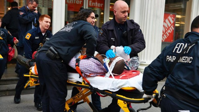 Two People Dead After Shooting at NYC Home Depot
