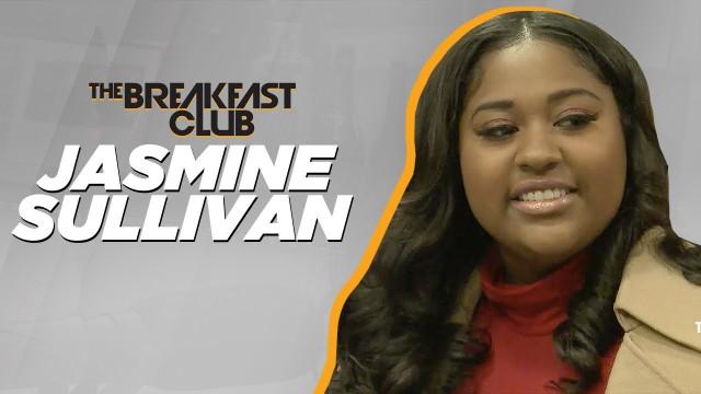 Jazmine Sullivan Interview at The Breakfast Club Power 105.1