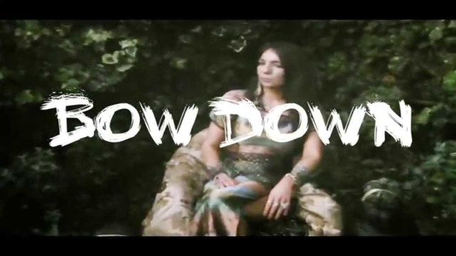 Tina Rizzle- Bow Down (UK Artist Submitted)