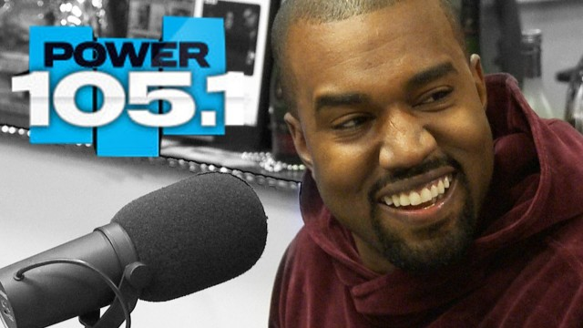 Kanye West Interview | The Breakfast Club Power 105.1
