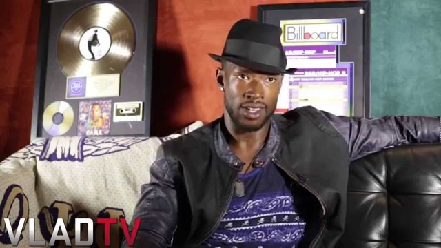 """Kevin McCall: Chris Brown & I Fell Out When """"Strip"""" Dropped"""
