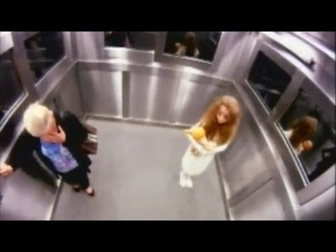 Extremely Scary Ghost Elevator Prank in Brazil