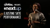 Justine Skye Performs 'Collide'
