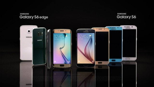 Samsung Galaxy S6 and S6 edge – Official Introduction