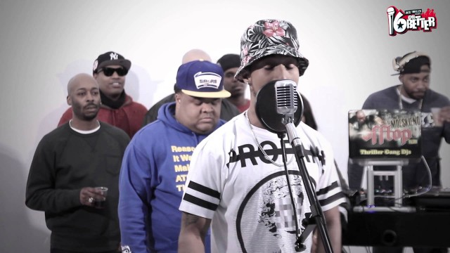 16OrBetter – Cypher EP 58 | Tah G Ali x Bash x Jersey E x Mikee Mula