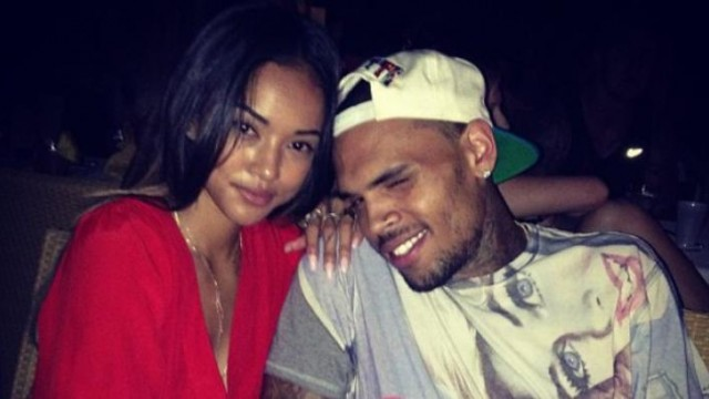 Chris Brown Talks Getting Back With Karrueche: It's a Time Thing