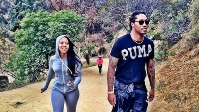 No More Ciara: Reunited Future Allegedly Reconnects with Baby Mama Brittni