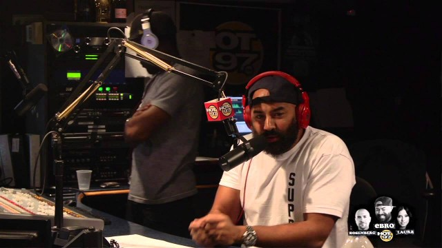 Ebro In The Morning Responds To The Meek Mill Funk Flex Debacle!!
