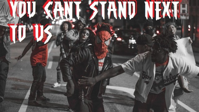 Friendly Neighborhood- You Can't Stand Next To Us (Prod. by Zone 36) (Friendly Neighborhood Submitted)