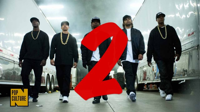 A 'Straight Outta Compton 2 ' Sequel Is Reportedly In the Works Already