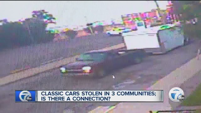 Camaro belonging to Papa John's Pizza owner stolen in Detroit after Woodward Dream Cruise