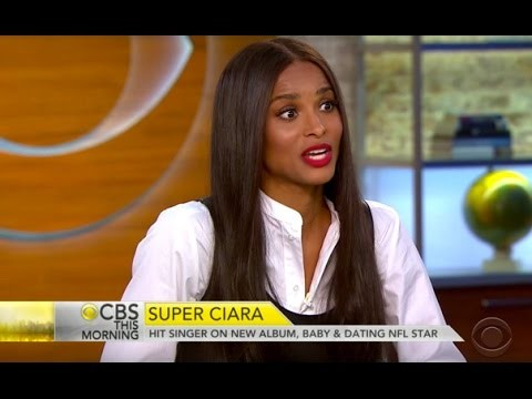 Ciara Speaks On Future Being Upset That She Brings Their Son Around Russell Wilson!
