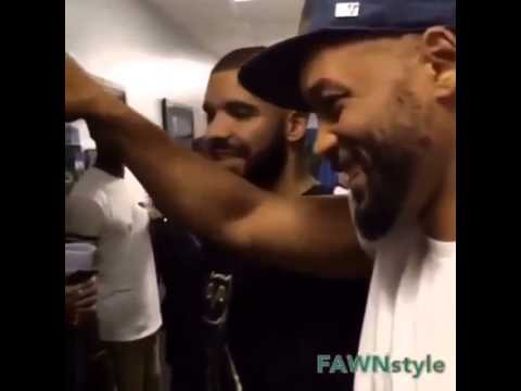 Drake, Kanye West Will Smith Allegedly Laughing At Meek Mill Memes Backstage At OVO Fest!