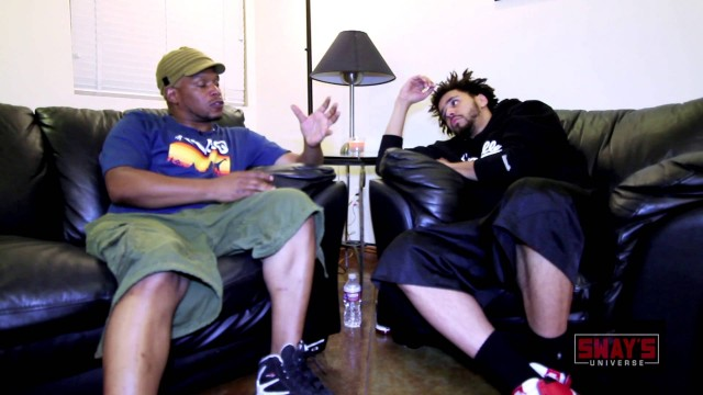 J. Cole Talks Setting An Example For His Rap Peers Of Not Conforming To Industry Rules