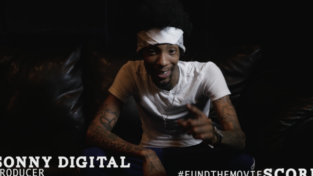 "Grammy-Nominated Producer Sonny Digital Is Set To Star In Tamiko Hope &  The Mercy Hope Productions Short Film ""Score"""