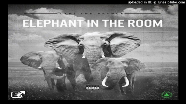 Shots Fired !! CyHi The Prynce – Elephant In The Room (Audio) (Kanye West & Pusha T Diss)