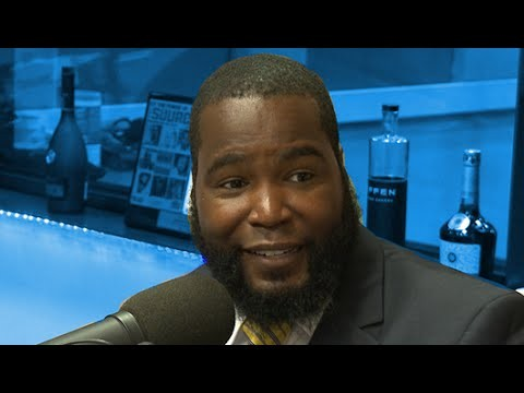 Dr. Umar Johnson Drops Knowledge on  The Breakfast Club Power 105.1