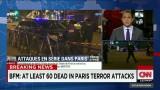 At Least 60 People Killed In Multiple Terrorist Attacks In Paris!