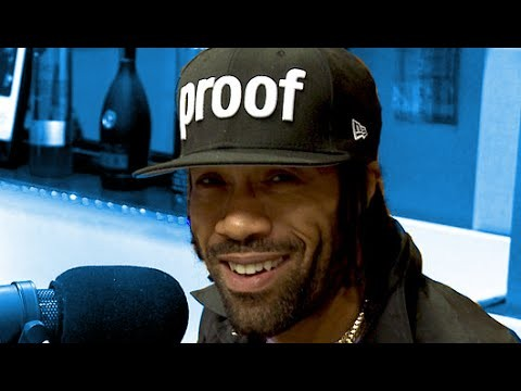 Redman Interview at The Breakfast Club (New Jerseys Rap Legend)
