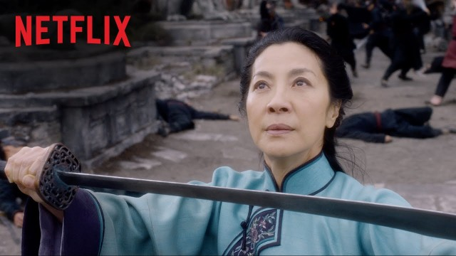 Crouching Tiger, Hidden Dragon: Sword of Destiny – Trailer – Netflix [HD]