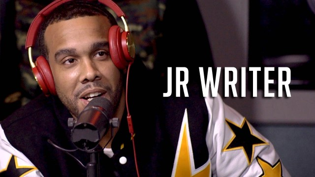 JR Writer Hot 97 Interview & Freestyle ( Welcome Home JR Writer)