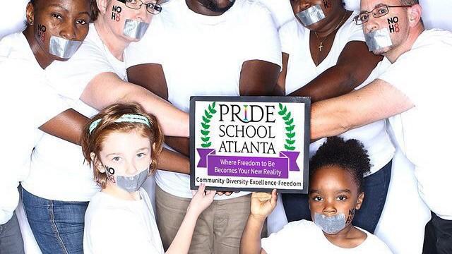 Atlanta to Open up Gay Pride School pre-k thru 8th grade Named Pride School Atlanta