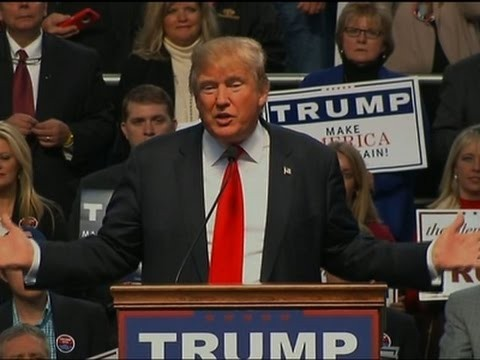 (Shade Thrown)Trump: 'Clinton Created ISIS with Obama'