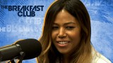 Ameriie Interview at The Breakfast Club Power 105.1